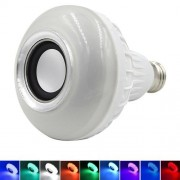 Bec LED Multicolor iluminare 6W Cu Difuzor
