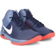 Nike AIR VISI PRO VI Basketball Shoes(Multicolor)