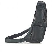 Handtasje Arthur Aston MIGUEL zwart heren