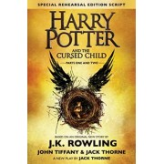 Harry Potter and the Cursed Child - Parts One & Two by J K Rowling