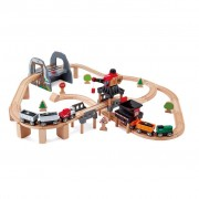 Hape Set di Gioco Lift and Load Mining E3752