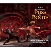 The Art of Puss in Boots by Ramin Zahed