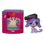 Jucarie Littlest Pet Shop Mini Style Set Zoe Trent