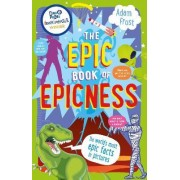The Epic Book of Epicness by Adam Frost