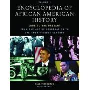 Encyclopedia of African American History by Paul Finkelman