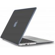 Qatrixx Macbook Air 11 inch Hard Case Cover Laptop Hoes Zwart/Black
