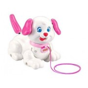 Petit Snoopy Rose A Tirer - Fisher Price - M2110 - Jouet A Tirer