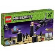 21117 Micro Monde Le Dragon d'Ender, Minecraft