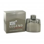 Montblanc Legend Intense By Mont Blanc Eau De Toilette Spray 1.7 Oz Men