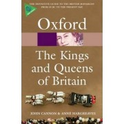 The Kings and Queens of Britain by John Cannon
