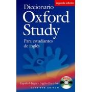 Diccionario Oxford Study Para Estudiantes de Ingles