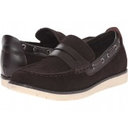 Kenneth Cole Reaction Kids Flexy Penny (Little Kid/Big Kid) Brown