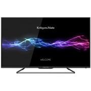 Televizor LED Kruger Matz KM0232, HD Ready, USB, HDMI, 32 inch, DVB-T2/C, negru