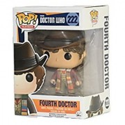 Funko Doctor Who Pop Set 4 Doctors and Tardis