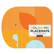 Petit Collage Color Me Placemats Safari