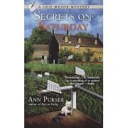 Secrets on Saturday by Ann Purser