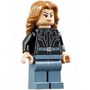 Lego Agent 13 (Sharon Carter) Minifigure Loose Exclusive 76051 Super Heroes