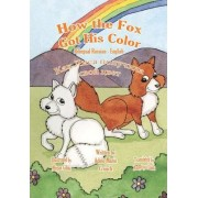 How the Fox Got His Color Bilingual Russian English by Adele Marie Crouch