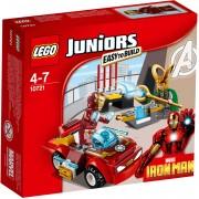 LEGO Juniors: Super Heroes Iron Man Vs. Loki (10721)