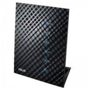 Безжичен рутер ASUS RT-N65U, DualBand, a/b/g/n, 300+450 Mbps - N750