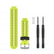 Bracelet de Remplacement Garmin Jaune Vif Forerunner 230/235/630