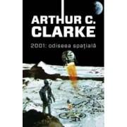 2001 Odiseea spatiala - Arthur C. Clarke