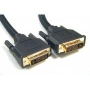 DVI - DVI kabel 5m dual-link M-M