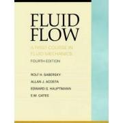 Fluid Flow by R. H. Sabersky