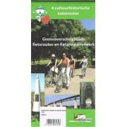 Wandelkaart - Fietskaart - Wegenkaart - landkaart Voerstreek | Euregio
