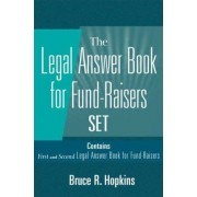 Legal Answer Book for Fund-raisers Set by Bruce R. Hopkins