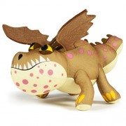 "Dreamworks Dragons Action Dragon 8"" Plush Gronkle Action Figure"