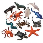 Fun Express Ocean Animals (1 Dozen)