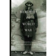 Memories of World War I by R Jackson Marshall