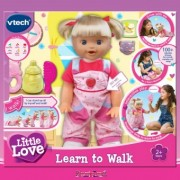 VTech Papusa Little Love Merge si Invata