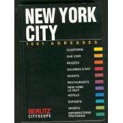 New York City - 1001 Adresses