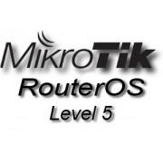 Licenta RouterOS SWL5 - P10