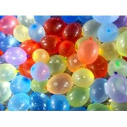 Kerang Water Balloons Quality Balloons Vibrant Colors Pack of 1000