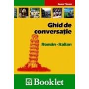 Ghid de conversatie Roman-Italian (ed. Booklet).