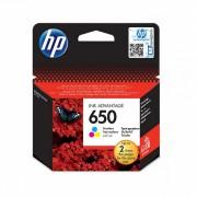 HP 650 Tri-colour Ink Cartridge (CZ102AE)