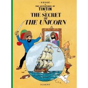 The Secret of the Unicorn by Herge