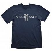 Starcraft Logo Silver Тениска - Размер XL