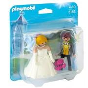 Playmobil 5163 - Duo Pack Coppia Di Sposi
