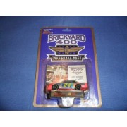 Brickyard 400 Inaugural Race Winner 1994 Jeff Gordon Dupont Rainbow Black Window Car 1/64 Scale Diecast Car Racing Champions With Photo Of Winners Circle Insert Card