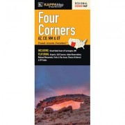 Universal Map Four Corners Fold Map (Set of 2) 15502
