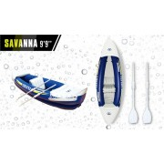 Savanna kenu 2 személyes felfújható Aqua Marina