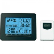 S3318P Rádiójel vezérlésű időjárásjelző állomás (672859)