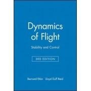 Dynamics of Flight by Bernard Etkin