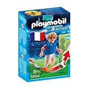 Playmobil 6894 Sports and Action Football Player France Figure