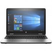 Laptop HP Probook 650 G3 15.6 inch Full HD Intel Core i5-7200U 8GB DDR4 256GB SSD FPRG Windows 10 Pro Black