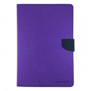 Korean Mercury Fancy Diary Case Cover for Samsung Galaxy Tab A 8.0 Purple